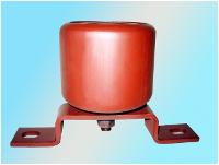 Дефлекторный ролик для роликоопоры ДН40-102.
