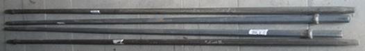 Штанга буровая ШБШ 25-2000мм -Х01-К7, сталь 28ХГН3МА