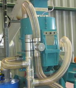 Воздуховод полиуретановый для оборудования толщина стенка 2.0 мм