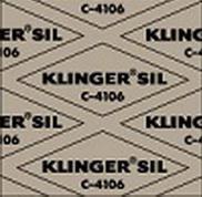 KLINGERSIL C-4106,толщина 1.0 мм, 1000 х 1500 мм