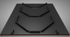 Лента конвейерная 600 EP250/2 3/1 C15 P385 Open U (толщина 6 мм )