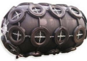 Кранец пневматический 2000*4000 мм с обвязкой
