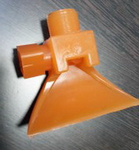 Форсунка полиуретановая с распылителем