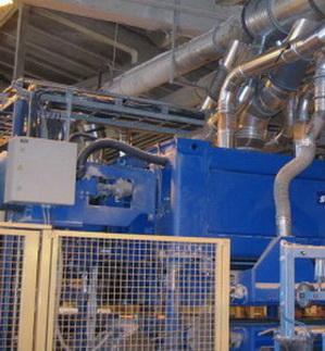 Воздуховод общего назначения абразивостойкий полиуретановый Ду 250 мм PU-1.1 мм