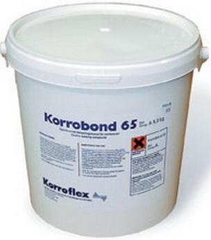Двухкомпонентная эпоксидная заливка для дробильных установок Korrobond 65