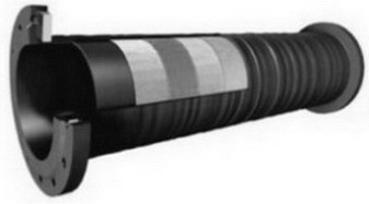 Напорный трубопровод Ду 159 мм, Р-10 Атм,L-10000 мм Ду отв 22 мм, Кол-во отв ий 8 шт