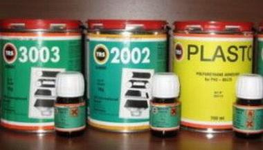 Клей TRS 3003, TRS 2002 для стыковки конвейерные ленты