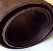 Техпластина МБС ,тип 1,твёрдость С ,толщина 25 мм, ширина 800 мм,L-1900 мм