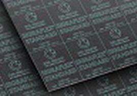 Уплотнительный материал SIGRAFLEX STANDART толщина 3.0 мм,