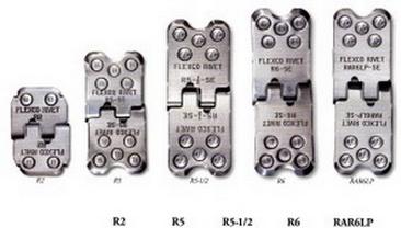 Болтовые соединения Flexco Rivet Hinged SR System