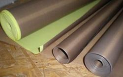 Тефлоновые ленты электрической категории. Ширина- 1300 мм Толщина -Толщина -0,140 мм мм