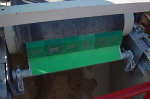 Полиуретановый скребок-очиститель  (5 сигментов , 600 мм)
