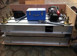 Пресс для склеивания   транспортёрной ленты ZLJ-1400-1000 мм