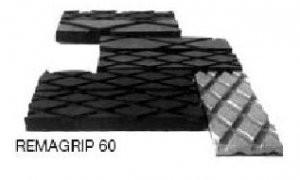 Футеровочная резина РЕМАГРИП 60 REMAGRIP 60/CN , 10x 1200 мм, твёрдость 65±5 Shore A
