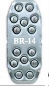 Flexco BR-14 D толщина ленты 10 мм, Ду барабана 900 мм.