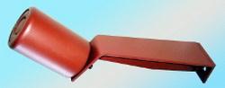 Дефлекторный ролик для роликоопоры ДЖ 65-89-30