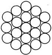Канат 8,6-Г-В-Л-Н-Т-1960 (196) ГОСТ 3063-80