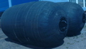 Кранец пневматический 2000*4000 мм