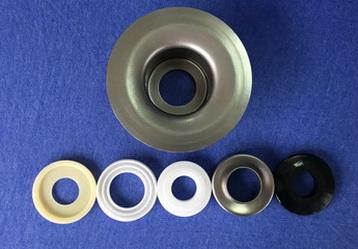 Комплект с лабиринтным уплотнениями для стальных труб диаметром 76 мм(без подшипника)