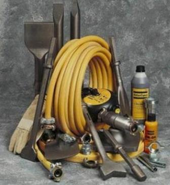 Пневматический инструмент : Отбойные молотки и бетоноломы