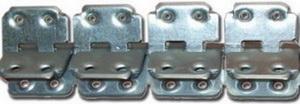 Соединитель В2 ,L-600 мм, для ленты толщиной 5 мм,мин Ду бараб 125 мм