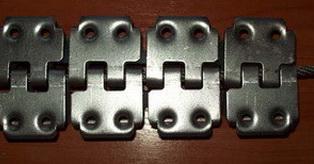Механические соединители транспортерной  ленты  В2