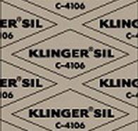 KLINGERSIL C-4106,толщина 2.0 мм, 1000 х 1500 мм