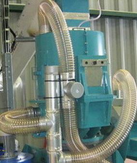 Воздуховод полиуретановый PU-0.5 мм Ду 200 мм