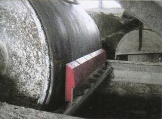 Скребок-очиститель полиуретановый (6 сигментов , ширина-720 мм)