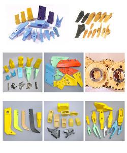 Зубья, коронки, протекторы, адаптеры к ковшам экскаваторов