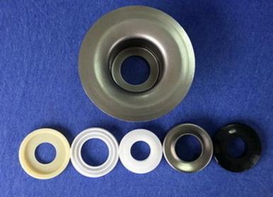 Комплект с лабиринтным уплотнениями для стальных труб диаметром 127 мм (без подшипника)