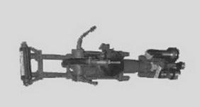 Пневматический перфоратор ПП 36В