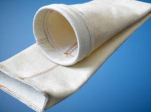 Рукавный фильтр Ду 120 х 2500 мм PES 500 для фильтрации пыли с дном.