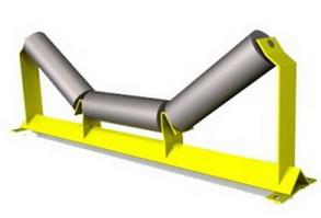 Ролик конвейерный 108×460 мм ( п.204 )
