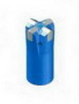 Крестовая коронка БКПМ-КМ -для бурения средней крепости и крепких пород переносным перфоратором.