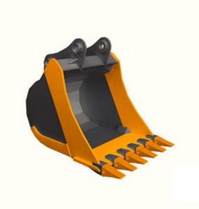 Ковш стандартный ,ширина 600 мм,V-0.49 м3, 3 зуб.