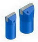 Долотчатая коронка БКПМ-для бурения крепких горных пород переносным перфоратором.