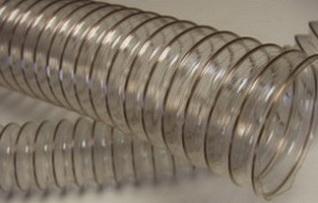 Воздуховод из полиуретана PU Ду 140 мм толщина стенки 1.4 мм