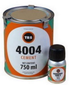 Клей двухкомпонентный TRS  4004