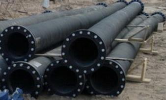 Пульпопроводы для транспортировки абразивных песчано-гравийных смесей ТНФ 200 мм