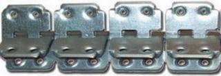 Соединитель В2 ,L-600 мм, для ленты толщиной 10 мм, Ду бараб 225 мм