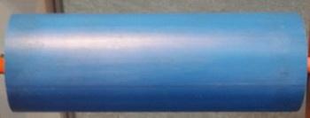 Ролик пластиковый D 108 L 520 мм