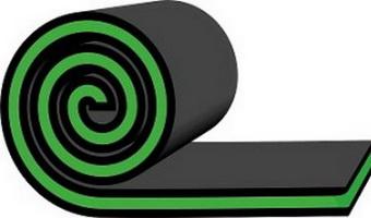TRS TRIPLE SANDWICH SCRAPER — трехслойный материал для скребков