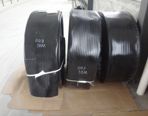 Полиуретановые плоскосварачиваемые рукава Ду 200 мм ,Давл 16 атм