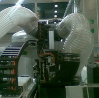 Воздуховод полиуретановый Ду 315 мм толщина стенки 1.1 мм