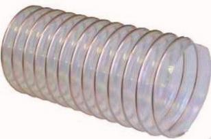 Воздуховод из полиуретана PU 1.1 мм, Ду 150 мм