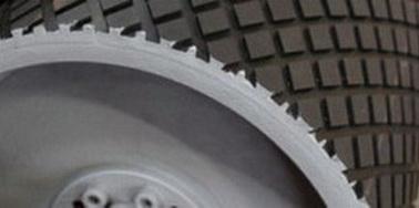 Резина футеровочная TRS MINI 60 ECO на барабане 10*2000*10000 мм, Ромб 33 мм × 17 мм,