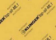 KLINGER TOP-SIL-ML1,толщина 1.5 мм, 1000 х 1500 мм