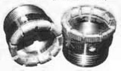 Буровая алмазная коронка 30ИЗГ Ду -59 мм* 19 кар
