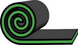 Резина TRS TRIPLE SANDWICH SCRAPER 15*100*10000мм